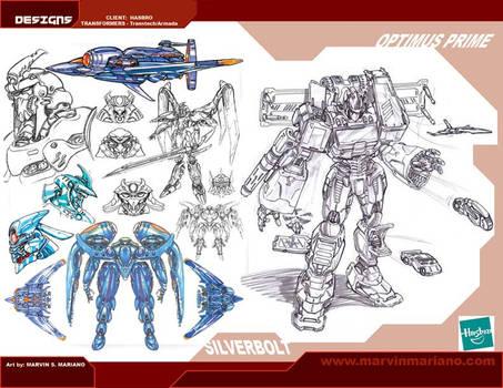 Transtech-Armada set1