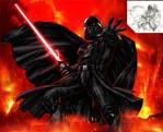 Star Wars - Darth Vader Illo