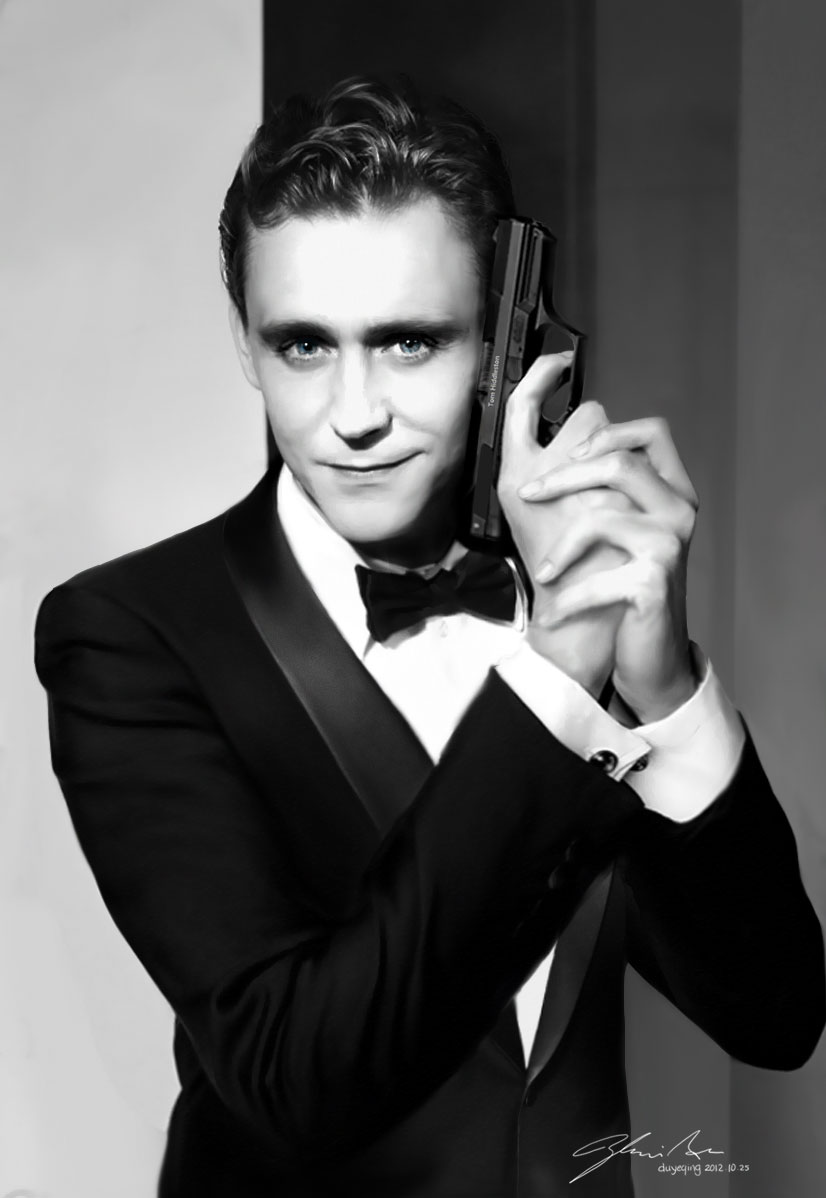 Agent Hiddleston by duyeqing on DeviantArt
