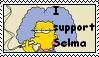 I support Selma stamp by raldski5050