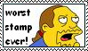 Worst stamp ever by raldski5050