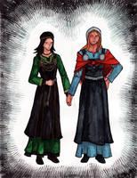 Viking Sisters