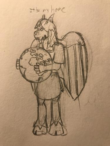 Planet Hugger (Defender of Earth)