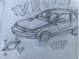 Yo Saturn! and a Silvia