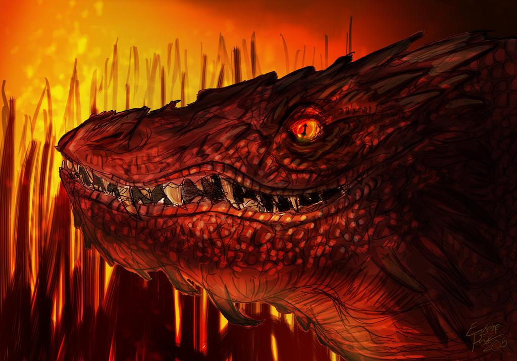 Firedrake by BillyBones0704