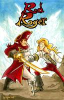 Red Roger Mini-Comic 1 by BillyBones0704