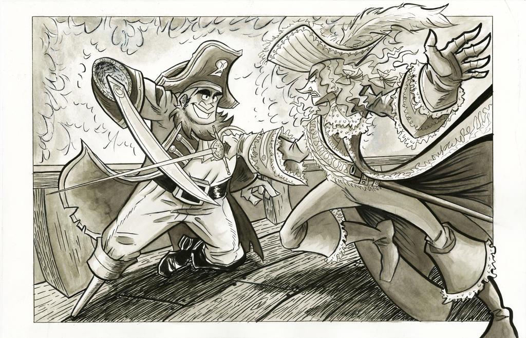 Battle by BillyBones0704