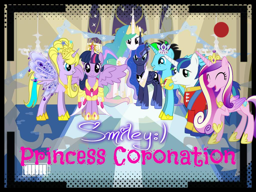 Twilight Sparkle Princess Coronation by TwilighttsSparklessPrincess Twilight Sparkle Coronation