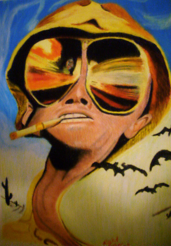 This is Bat Country by misstressalice