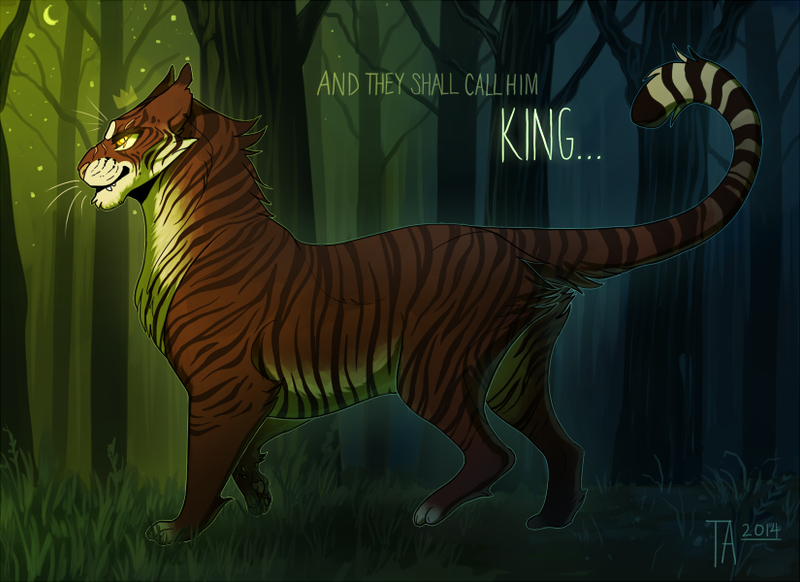 Warrior Cats Be Prepared