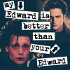My Edward is Better by Fireflowerlass