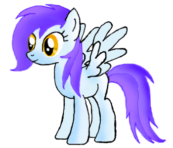 Cloudtlet My Little Pony Friendship is Magic. by Joasiaaa10