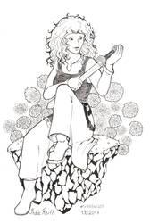 Marigolds by Damatris