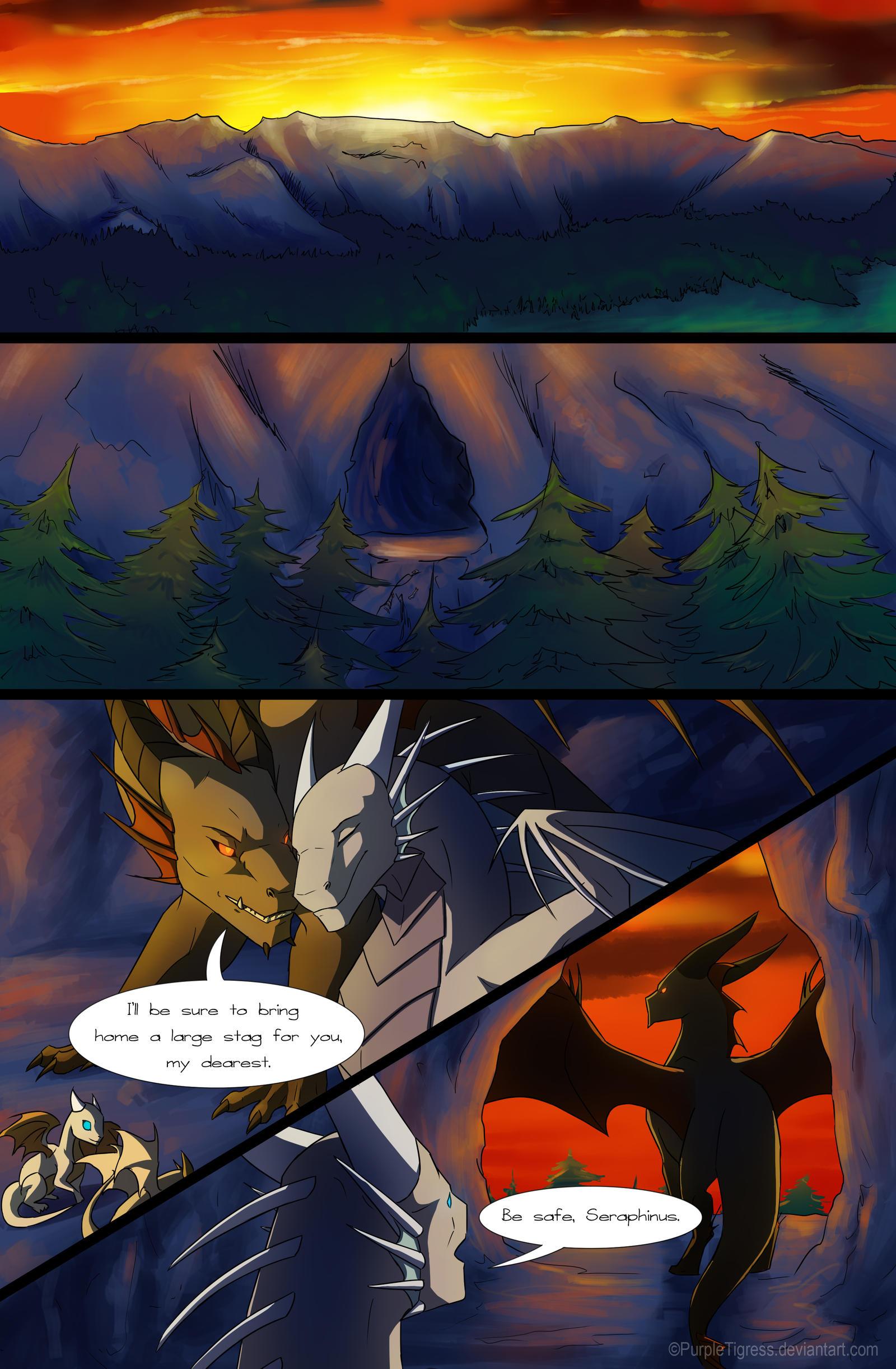 Dragon Delusion: Seraphinus's Retribution pg 1