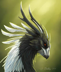 Magpie Dragon (Full Recording) by PurpleTigress