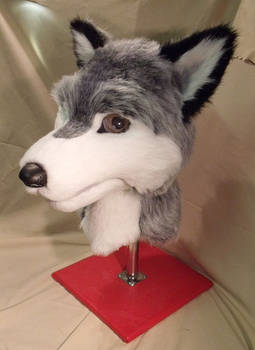 Fursuit Creation Antaris Wolf