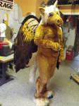 Alicorn Horse Fursuit Khirdras by AtalontheDeer