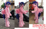 MLP Pony Fursuit/Costume New 'Firesparkle'  G3,5