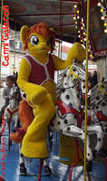 Canni Galacon MLP Horse Pony Fursuit