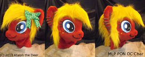 MLP Pony Horse OC Char by AtalontheDeer