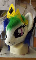 Celsestia WIP _2 - Crown and finish - MLP Celestia by AtalontheDeer