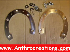 Horseshoe Kit for MLP Costumes by AtalontheDeer