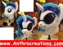 DJ Pony Horse VS 2014 by AtalontheDeer