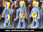 Derpy MLP Pony Horse Fursuit