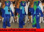 MidnightRush MLP Suit Fursuit
