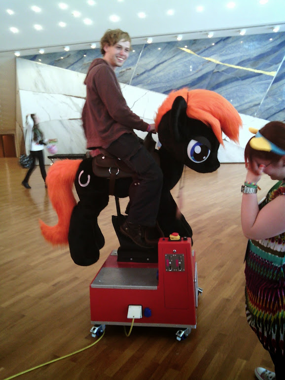Quick View Our new Pony Ride - pics coming