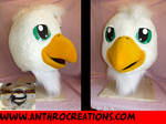 Baby Griffin Head New