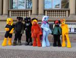 MLP Fursuit Walk - Meetup 2015