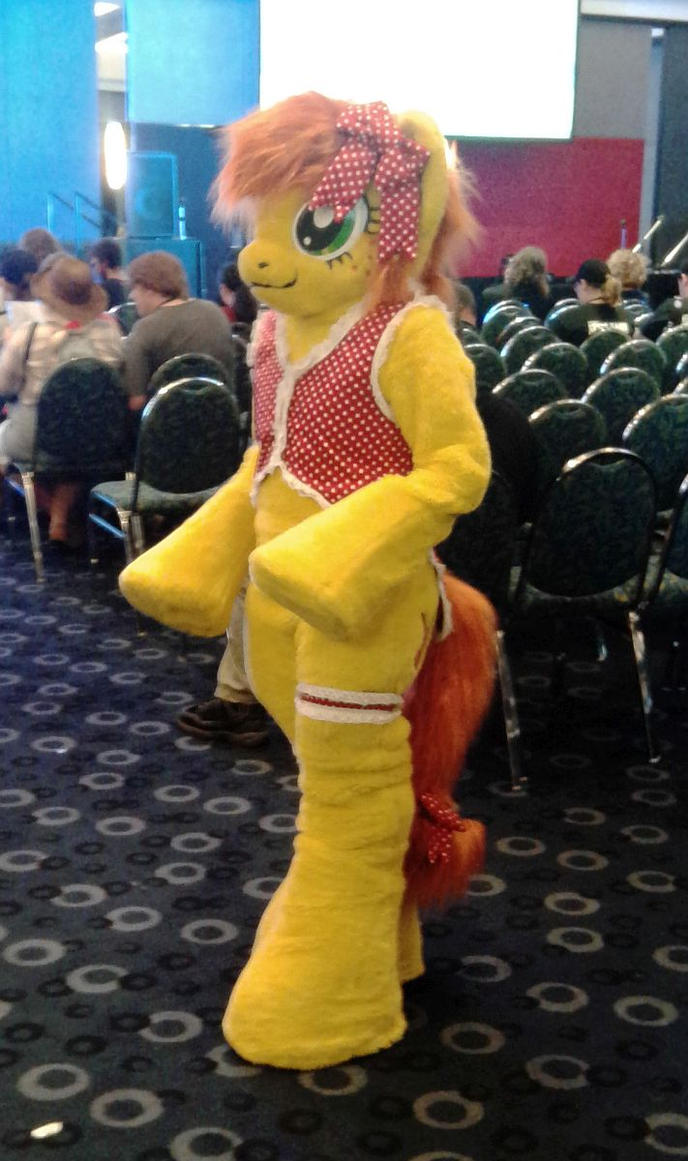 Ponycon AU 2015 with Canni Galacon by AtalontheDeer