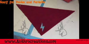 Scarf for Fursuits and Pony Costumes
