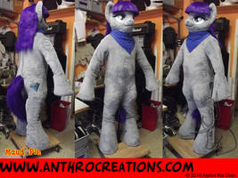 MLP Maud Pie Pony Fursuit Cosplay Costume by AtalontheDeer
