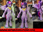 TWS Pony Horsfursuit in japan Style Body