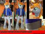 LittlePip Pony Equestria Fallout Fursuit