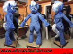 MLP PONY Night Glider Fursuit