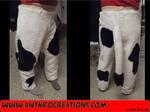 New Partial Fursuit Cow Pants in Jeans Cut