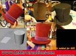 Fursuit MLP Cylinder Hat by AtalontheDeer