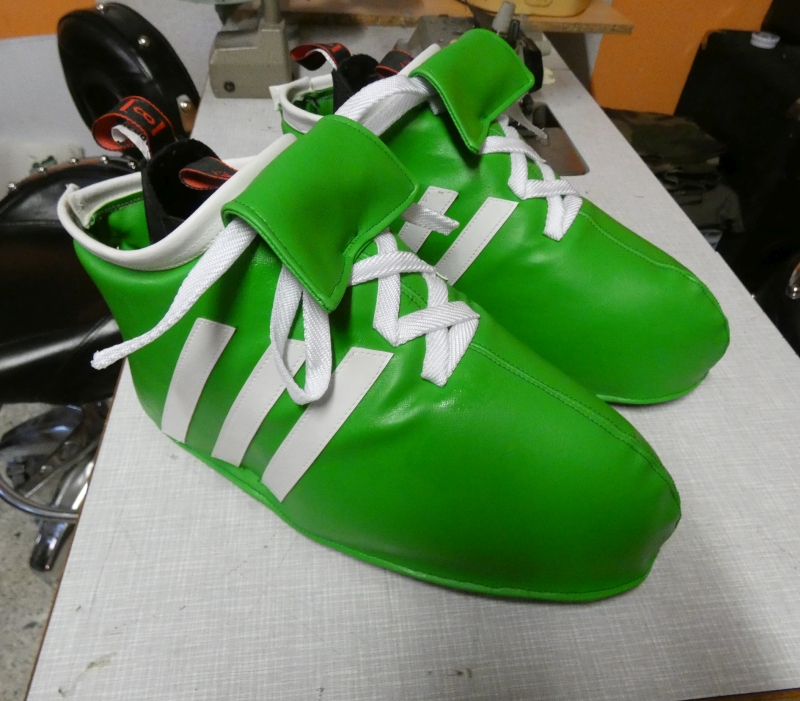 Sport Boot Covers for Fursuits