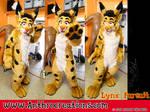 Lynx Fursuit