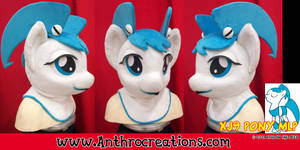 MLP Head Commission - Crossover XJ9 to MLP Pony