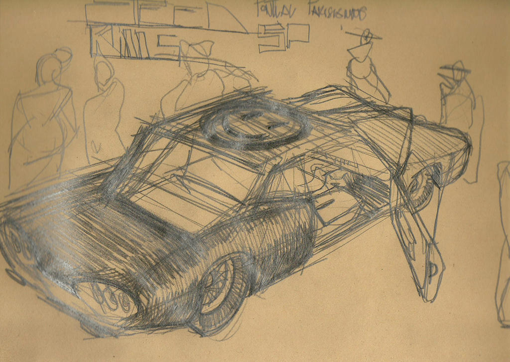 Pontiac Parisienne by mrtrishe-II