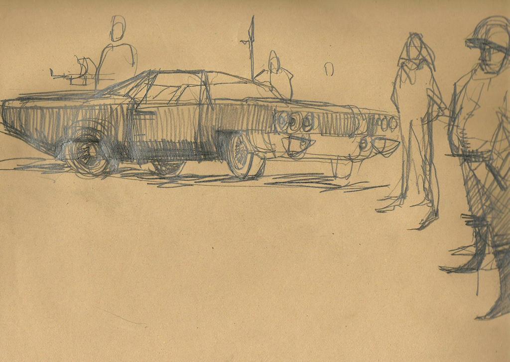 Pontiac Skylark Buick by mrtrishe-II