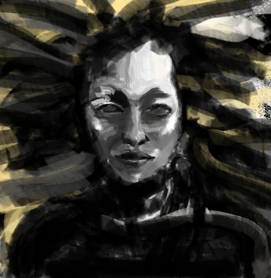 Face by mrtrishe-II