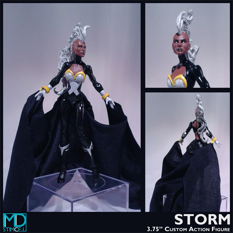 Storm Marvel Now by mikestimson2003 on DeviantArt X 23 Cosplay Wallpaper