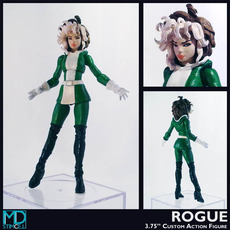 Rogue Marvel Now by mi...
