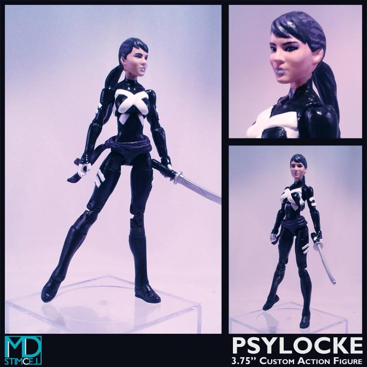 Psylocke Marvel Now by mikestimson2003 on DeviantArt Marvel Now Psylocke