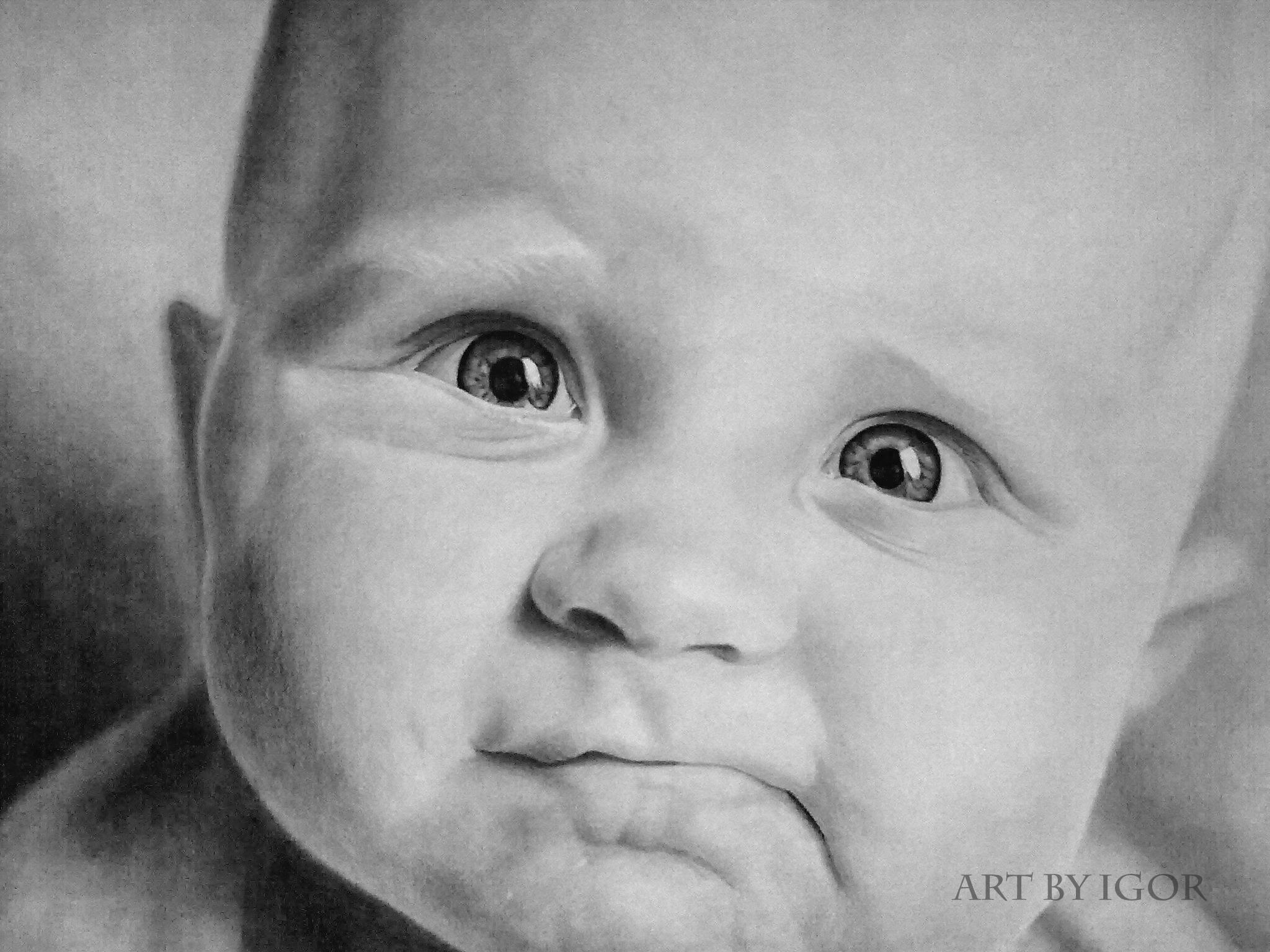 baby by IgorKuchma